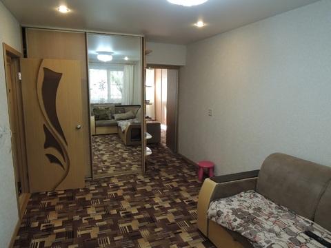 Двухкомнатная квартира 45 м2 в кирпичном доме. - Фото 1