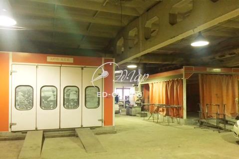 Теплый склад-магазин на торговой площадке близ трассы м8 (ном. . - Фото 1
