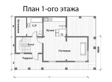 Продается прекрасный дом c. Баклаши, ул. Вятская - Фото 2