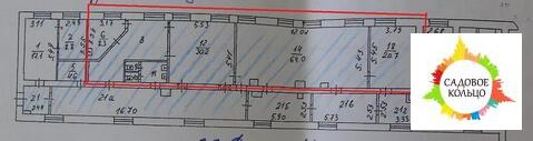 Офисный блок на 4-ом этаже офисно/складского комплекса, есть лифт - Фото 5