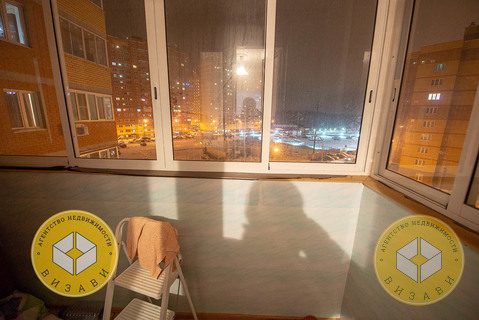 1к квартира 30 кв.м. Звенигород, Супонево 3а, ремонт, мебель, техника - Фото 4