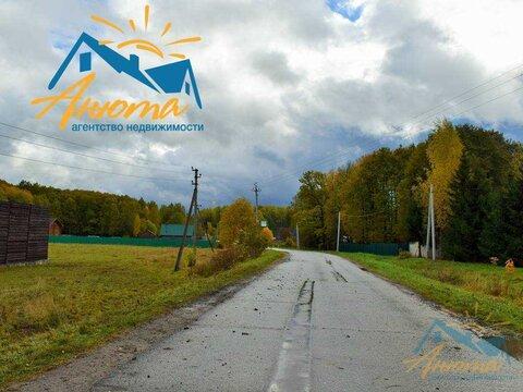 Продается участок в деревне Нара Жуковского района Калужской области - Фото 4