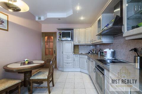 Трехкомнатная квартира с отличной планировкой в Видном - Фото 3