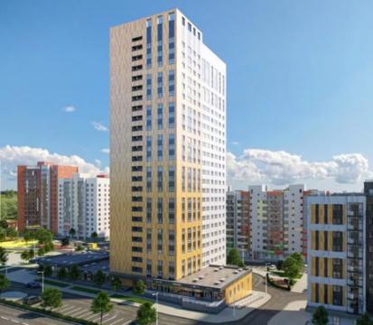 """Три-смарт квартира в ЖК """"Эрмитаж в зеленой роще"""" - Фото 3"""