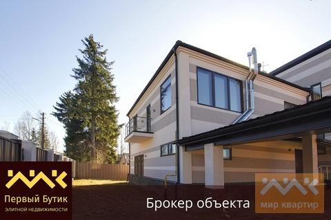 Продается дом, Лисий Нос п, Глухариная ул. - Фото 1