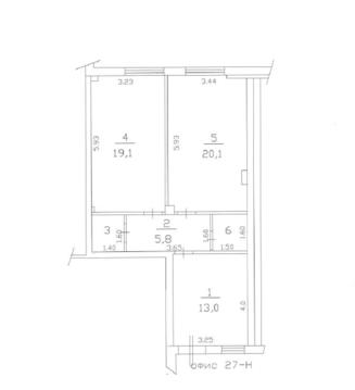 Предлагается к продаже ком.помещение на 1 этаже ЖК Династия Всеволожск - Фото 1