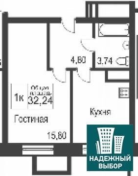 Объявление №65016403: Продаю 1 комн. квартиру. Тюмень, ул. Дмитрия Менделеева, д. 2,