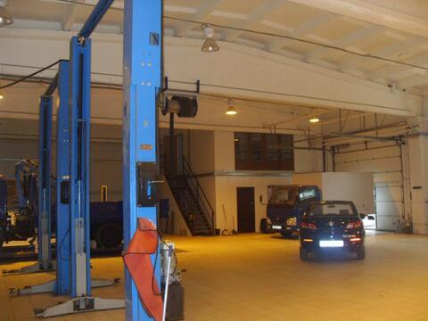 Отапливаемый склад, 550 кв. ул. Баумана - Фото 5