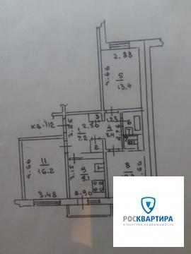 Продажа трехкомнатной квартиры в центре Липецка - Фото 3