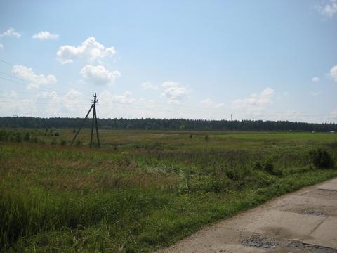 9,7 га под крестьянско-фермерское хоз-во в д.Протасово Ступинского р-н - Фото 1