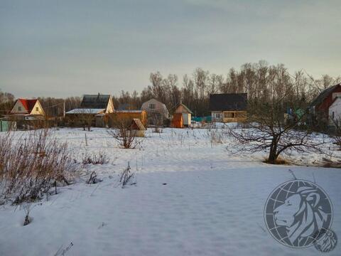Просторный участок 12 сот. недалеко от п. Кленово, Новая Москва - Фото 1