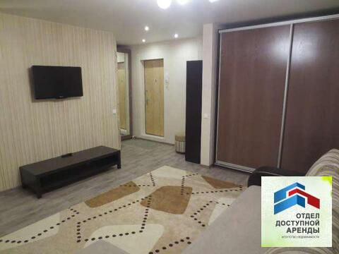 Квартира ул. Державина 44, Аренда квартир в Новосибирске, ID объекта - 317507535 - Фото 1