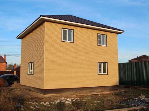 Новый двухуровневый коттедж площадью 130 кв.м. 'под ключ'. - Фото 2