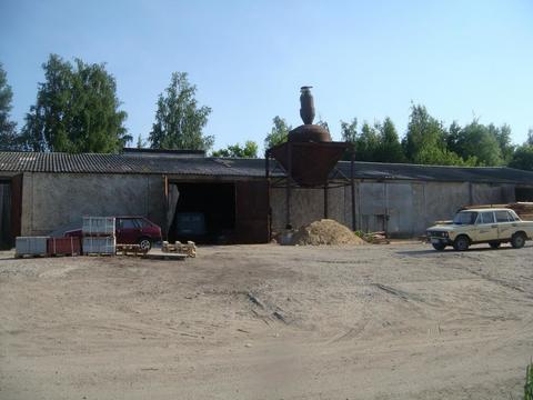 Капитальный не отапливаемый склад площадью 170 м. кв. - Фото 2
