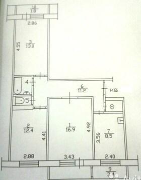 Продам 3х-комнатную - Фото 2
