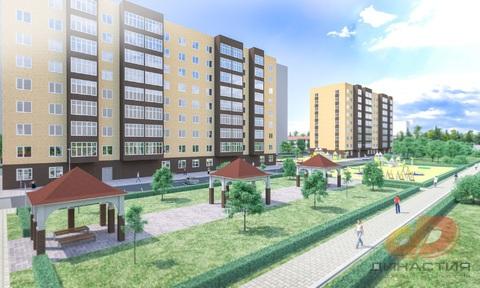 Евродвушка в новом доме, в новом жилом комплексе, ул.Доваторцев. - Фото 3