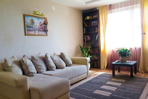 Комфортная 2 комнатная квартира в Минске в новом доме на Рафиева, Купить квартиру в Минске по недорогой цене, ID объекта - 321672027 - Фото 1