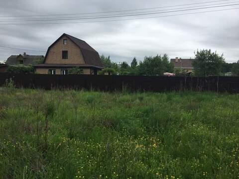 Продажа участка, Талалихино, Чеховский район - Фото 3