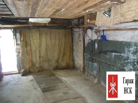 Продам капитальный гараж ГСК Радуга № 489. вз Академгородка, Карасик - Фото 4