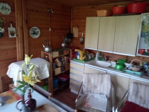 Участок с домом в Голицыно - Фото 4