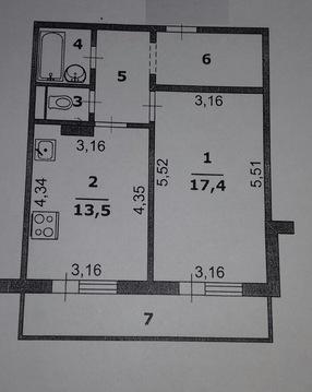 Продажа 1-но комнатной квартиры в г. Белгород по ул. Шаландина - Фото 3