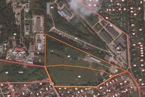 Земля 8,8 Га и имущественный комплекс 9 км от МКАД - Фото 1