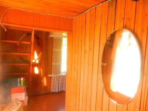 Продам двухэтажную бревенчатую дачу массив Трубников Бор, СНТ лэти - Фото 4
