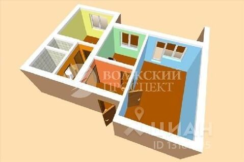 Продажа квартиры, Тольятти, Ул. Дзержинского - Фото 1