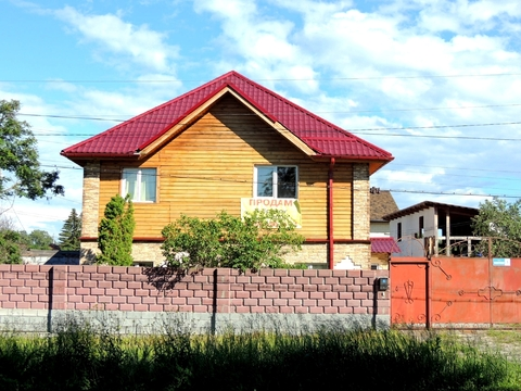 Коттедж Латруши Арамиль 194 кв.м продам - Фото 1