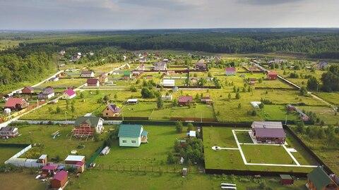 Два Ежа, Иваньково, 10 соток, 18 км от города - Фото 4