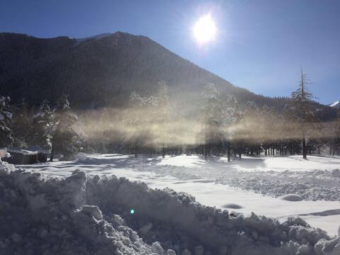 Участок под строительство горнолыжного курорта с гостиницей. - Фото 1