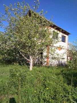 Продам садовый участок с кирпичным домом - Фото 1