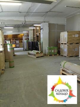 Предлагается в аренду теплый склад. Общая площадь 580 кв.м. Потолки 4 - Фото 3