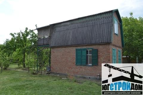 Продам дачу 1-этажный дом 30 м ( кирпич ) на участке 6 сот. , в . - Фото 1