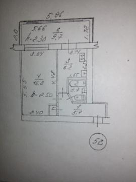 Продается 1-комнатная 42м2 квартира на ул.Горпищенко