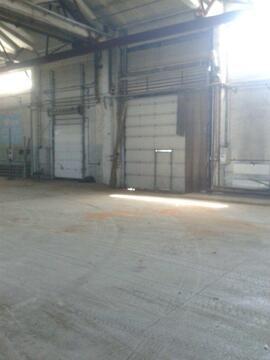 Помещение под склад 1200 кв.м с авто и ж/д пандусом - Фото 1
