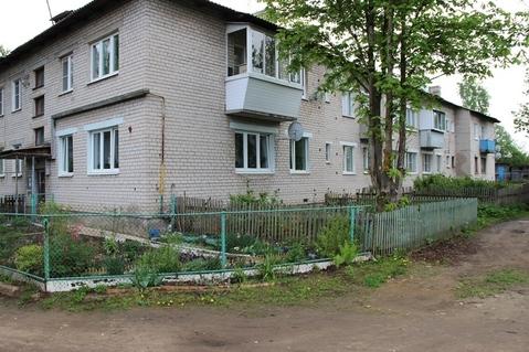Продаю 3-х комнатную квартиру в п. Приволжский, ул. Центральная, д. 2 - Фото 1