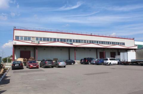 Аренда склада класса в, Новорязанское шоссе, 6 км от МКАД, - Фото 1