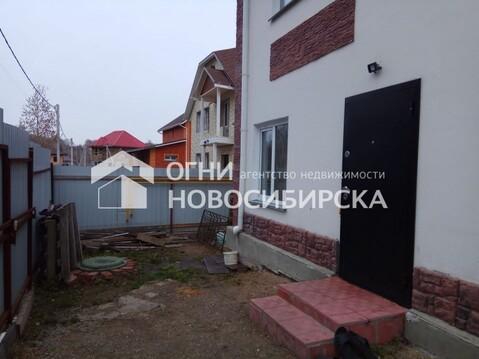 Продажа таунхауса, Новосибирск, Ул. Полякова - Фото 3