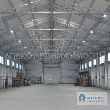 Аренда помещения пл. 460 м2 под склад, холодильный склад Видное . - Фото 1