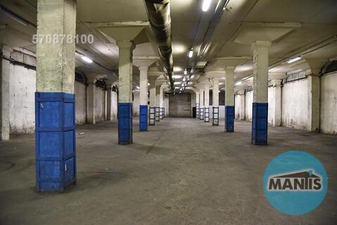 Сдаются теплые склады, шаг колон 6-х 6, высота потолков 6 метров, панд - Фото 3