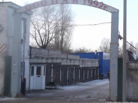 Аренда склада, Липецк, Ул. Лесная - Фото 1
