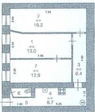 Универсальное помещение 60 метров в исторической части города. - Фото 1