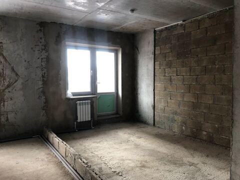 1-ка в г.Домодедово, Лунная,17к2 без отделки - Фото 2