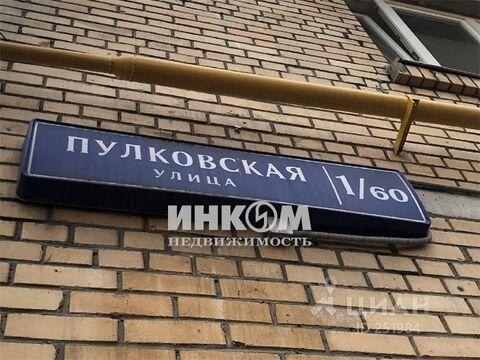1-к кв. Москва Пулковская ул, 1/60 (30.3 м) - Фото 2