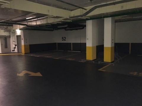 Предлагаю к продаже машиноместо в подземном паркинге ул.Остоженка 11 - Фото 2
