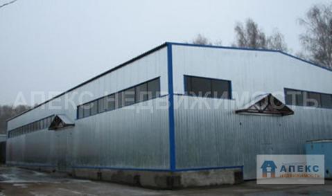 Аренда помещения пл. 1000 м2 под склад, площадку Домодедово Каширское . - Фото 4
