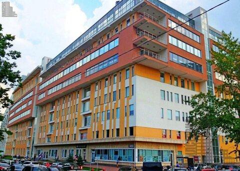 Офис 68 метров в бизнес-центре у метро Калужская, парковка, охрана - Фото 1