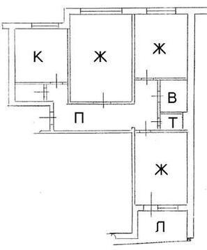 Продажа квартиры, Великий Новгород, Ул. Кочетова - Фото 1
