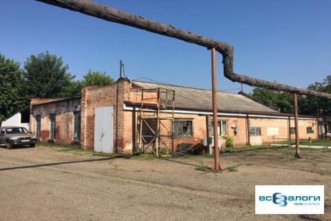 Продажа производственного помещения, Усть-Лабинский район - Фото 1